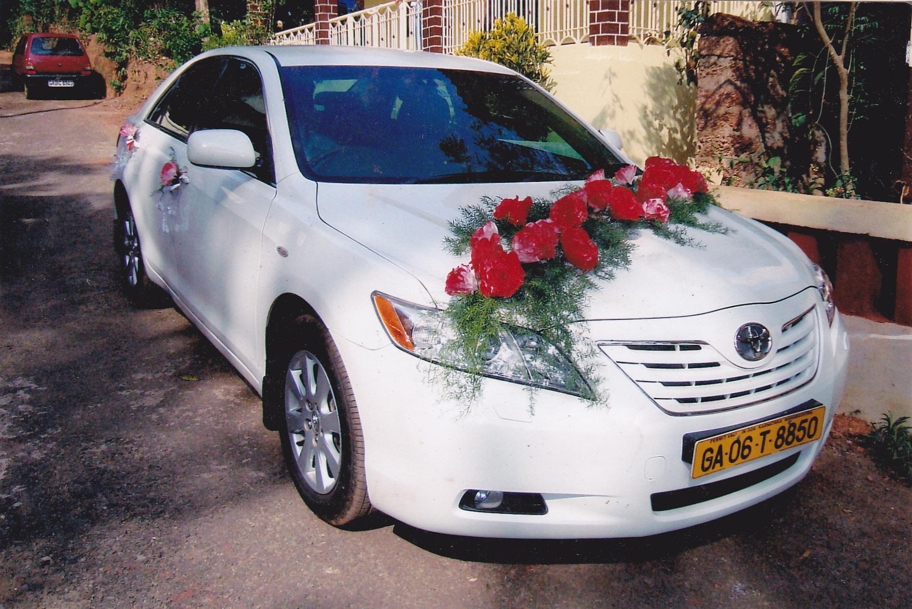 Car Coach Rental Goanwedding